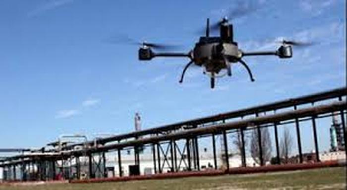 Pipeline Inspection - aerial photography services, drone